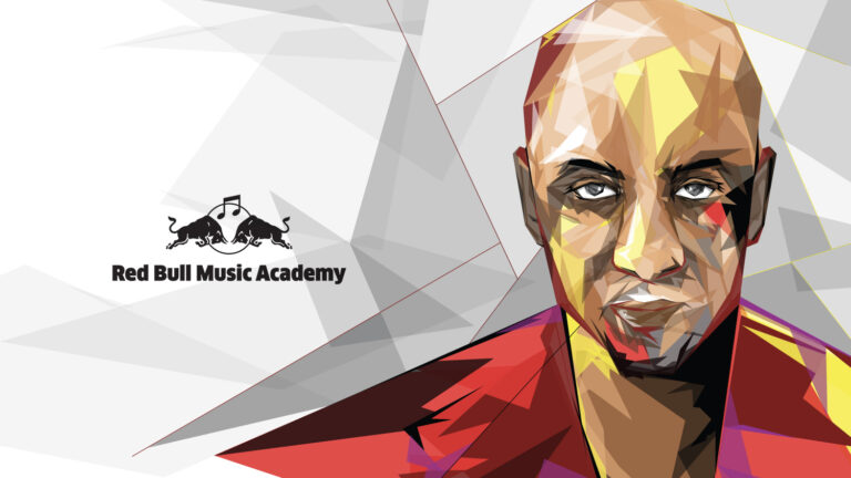 Jeremy Harding  + Red Bull Music Academy