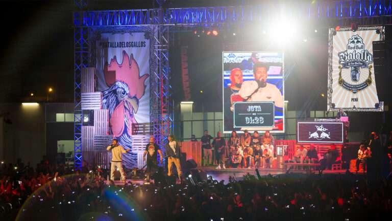 Red Bull Batalla de los Gallos – National Final Peru 2015