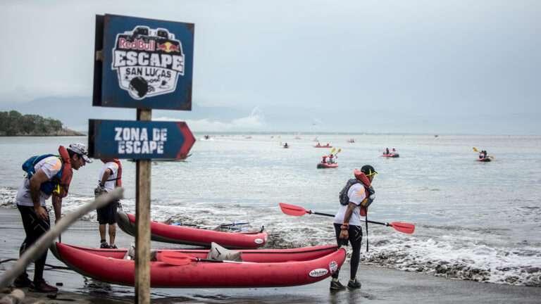 Red Bull Escape San Lucas