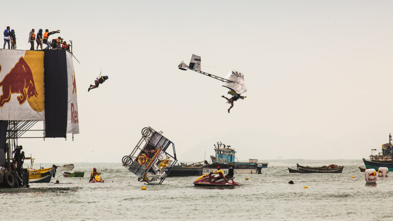 Red Bull Flugtag – Lima, 2016