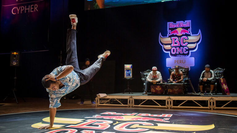 Red Bull BC One Cypher – Peru 2015