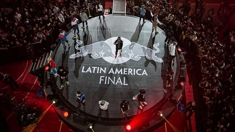 Red Bull BC One Latin America Final
