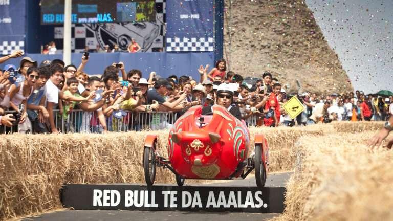 Red Bull Carros Locos – Soapbox