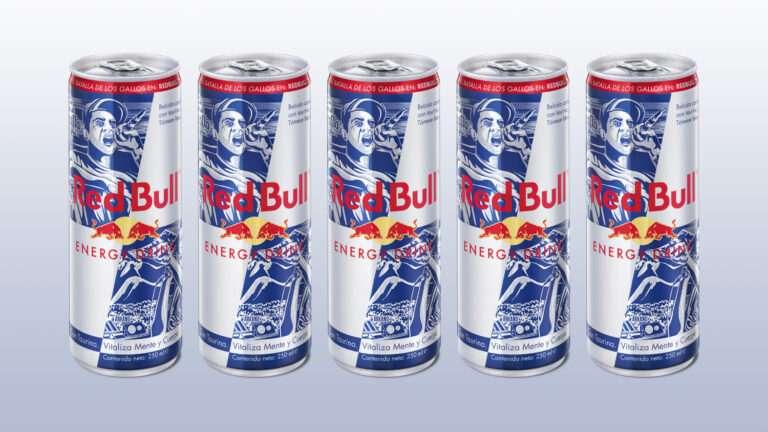 Can Design for Red Bull Batalla de los Gallos
