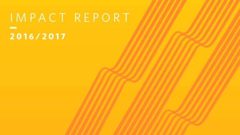 Endeavor's 2017 Impact Report
