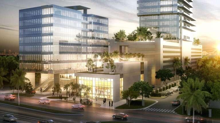 Re-Branding Optima Plaza
