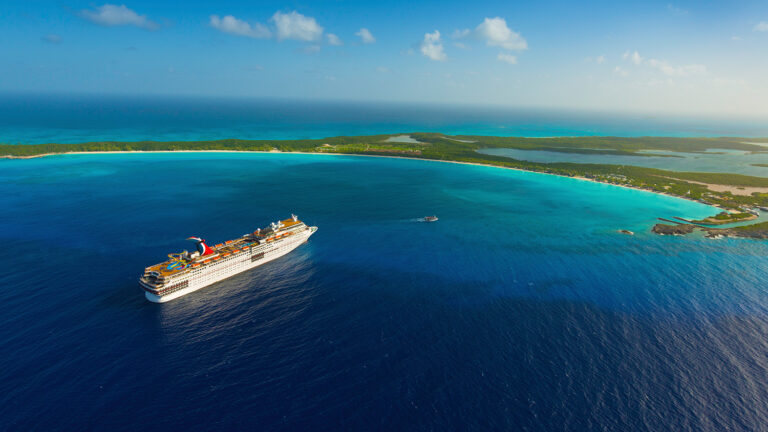 New client Carnival Cruise Line