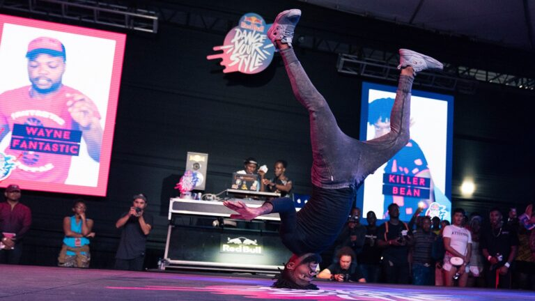 Red Bull Dance Your Style Jamaica