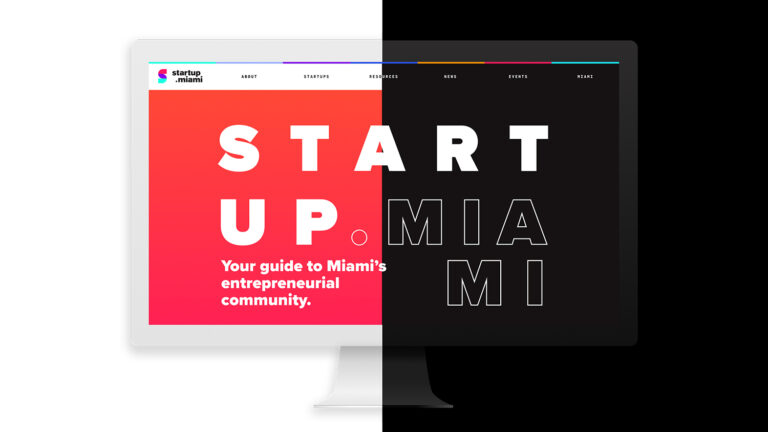 Launching Startup.Miami
