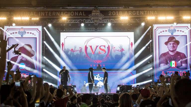 Red Bull Batalla De Los Gallos World Final: Buenos Aires, Argentina 2018