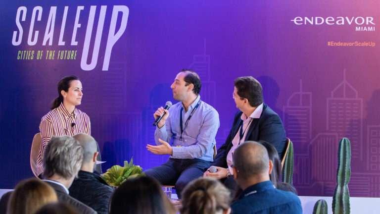 ScaleUp Miami 2019: Cities of the future.